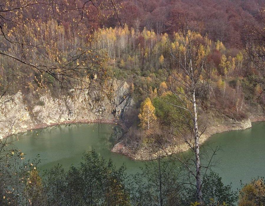 Cheia - mountain lakes
