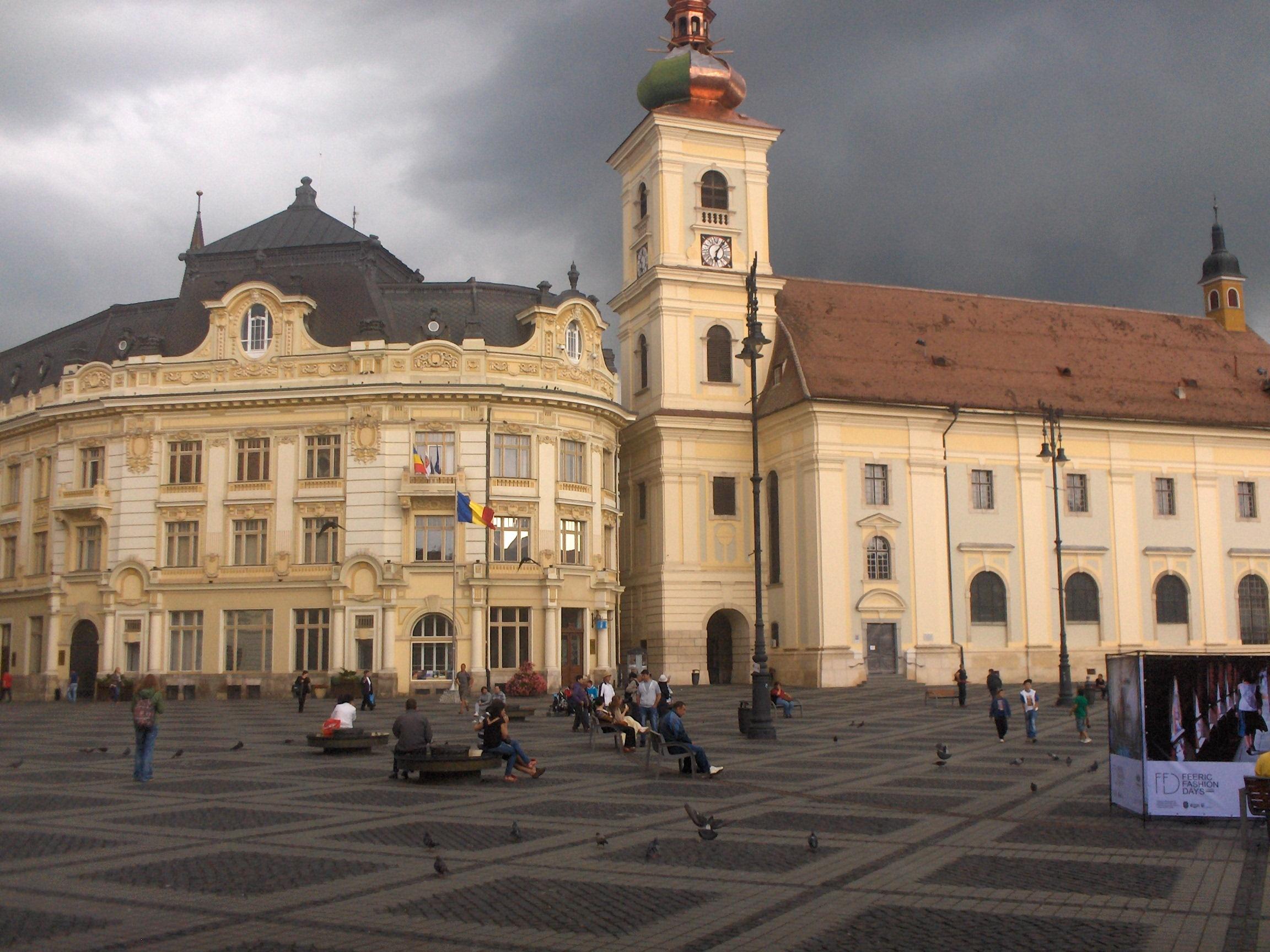 Sibiu Central Square
