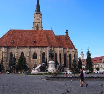 Unirii Square - Cluj Napoca