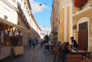 A story about Cluj!