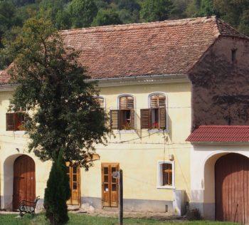 Saxon house