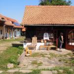 Traditional house Viscri