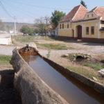 Main street in Viscri