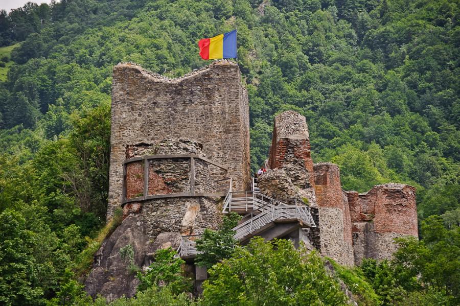 Poenari Fortress 2
