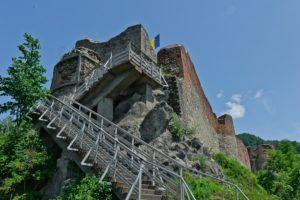 Poenari Fortress 4