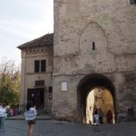 The gate of the Tower