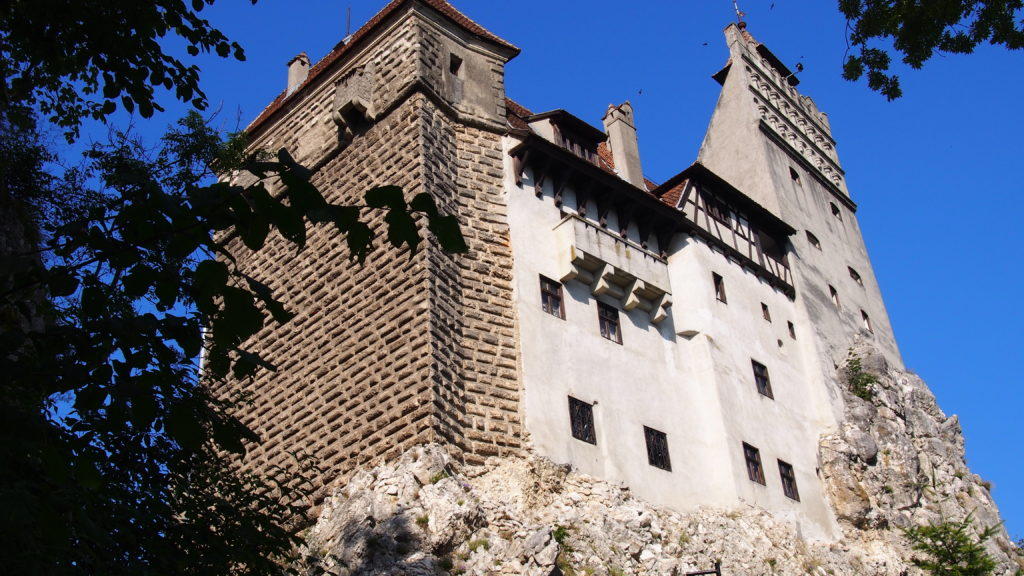 Bran Castle - West Gate