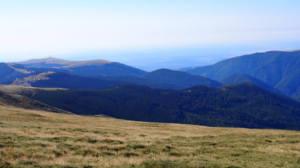 Transalpina on the top